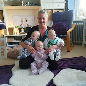 Baby Reflexology & Massage. Me&babies